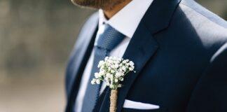 jaki garnitur na wesele