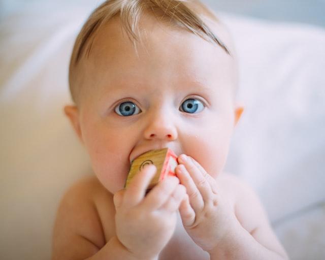 Sposoby na ząbkowanie u dziecka