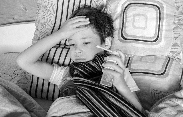 Naturalne środki na kaszel u dziecka