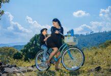 Czy można jeździć na rowerze będąc w ciąży?